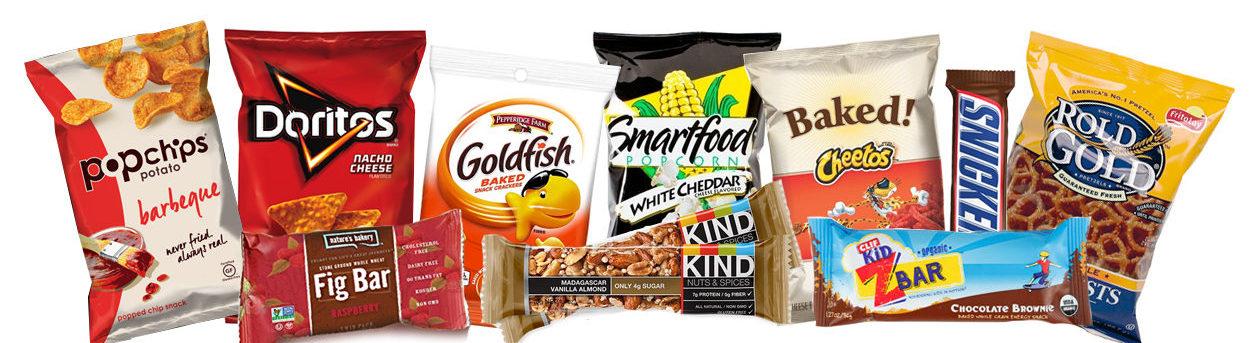 Vending Snacks - Vending business - Balanced Choice Vending